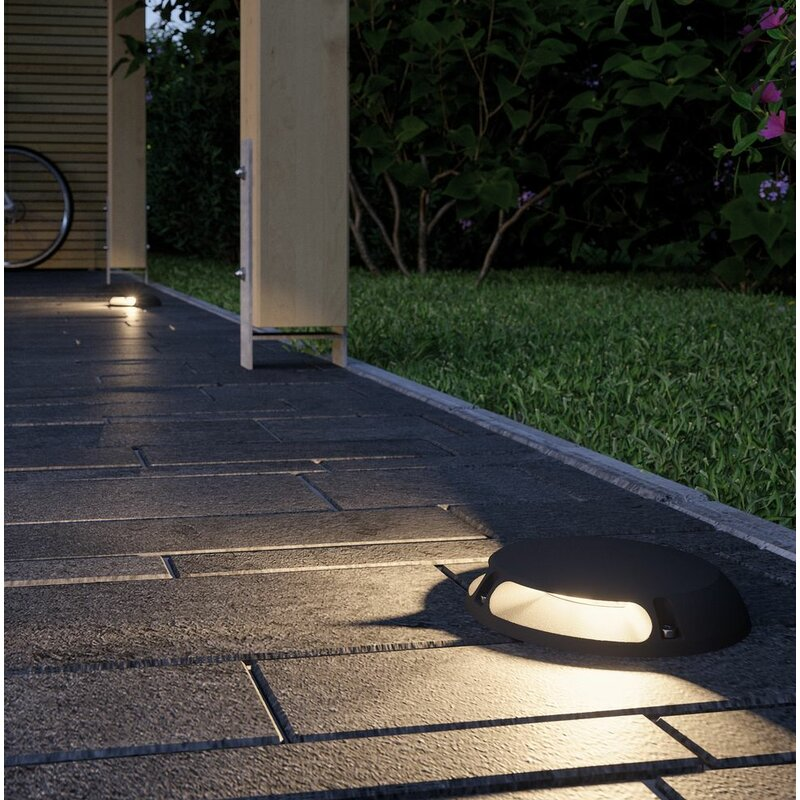Led Wegbeleuchtung 2 Flammig Plug Shine