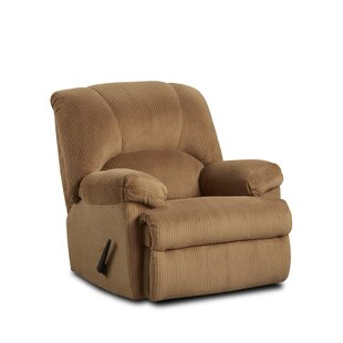 Denise Manual Rocker Recliner Loon Peak