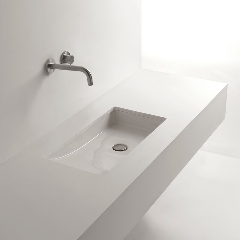 modern bathroom sinks | allmodern