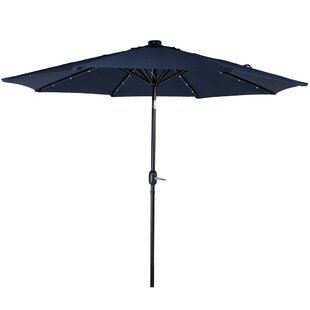 Freeport Park Angelica 9' Lighted Umbrella