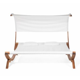 Oconnor Double Chair Hammock with Stand by Bayou Breeze