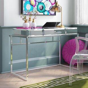 Willa Arlo Interiors Alvis 1 Drawer Writing Desk