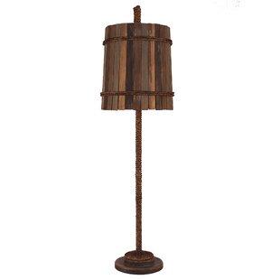 Hulbert Rope 36 Table Lamp