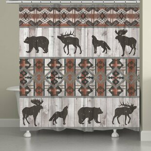 Stalder Southwest Lodge Single Shower Curtain