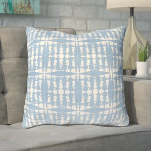 Watts Cotton Throw Pillow