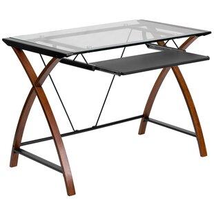 Wrought Studio Wagstaff Computer Desk
