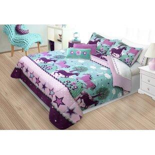 Zoomie Kids Aliza Comforter Set