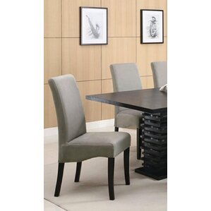 Jordan Side Chair (Set of 2) by Infini Furnishings
