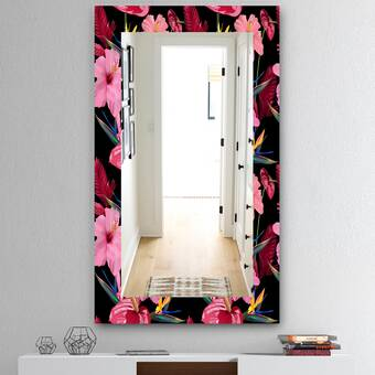 Foundry Select Andtree Ray Accent Mirror Wayfair