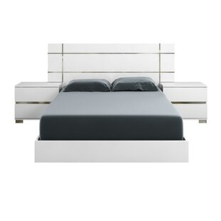 Winon Wooden Platform Bed by Orren Ellis