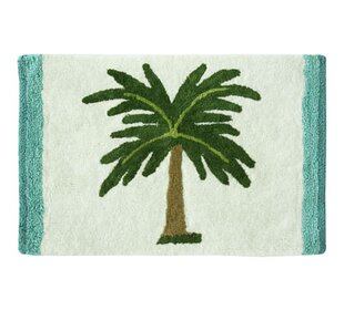 Darien Palm Tree Bath Rug