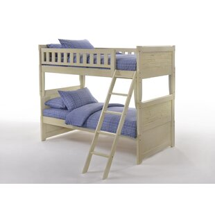 Etchison Adams Boulevard Twin Bunk Bed