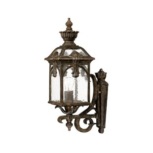 Bargain Applebaum 1-Light Outdoor Sconce By Astoria Grand