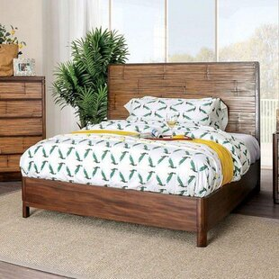 Covilha California King Sleigh Configurable Bedroom Set by World Menagerie