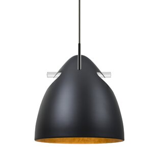 Brayden Studio Spillane Cord 1-Light Cone..