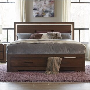 Kimbrough Queen Storage Platform Bed