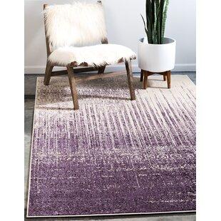 Dorfman Purple Area Rug