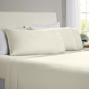 Jamel 4 Piece 820 Thread Count Egyptian Quality Cotton Sheet Set By The Twillery Co.
