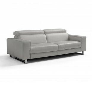 Abarca Reclining Sofa by Orren Ellis