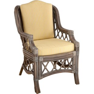 Stowers Arm Chair by Bay Isle Home
