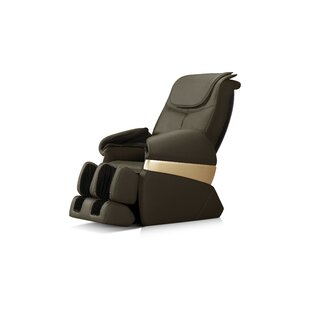 Compare & Buy Faux Leather Reclining Massage Chair by iComfort Reviews (2019) & Buyer's Guide