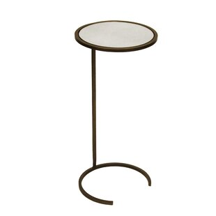 Cigar C End Table By Worlds Away