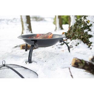 Strissel Steel Charcoal Fire Pit By Sol 72 Outdoor