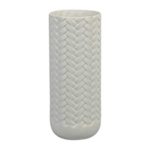 Licon Artistically Charmed Ceramic Table Vase