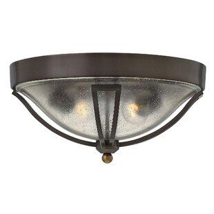 Hinkley Lighting Bolla 2-Light Flush Mount