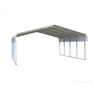 Versatube Building Systems Classic 20 Ft. x 20 Ft. Canopy
