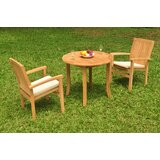 Teak Small Patio Bistro Sets You Ll Love In 2020