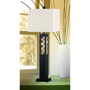 Savings Windowpane Benedict 32 Table Lamp By Wildon Home ®