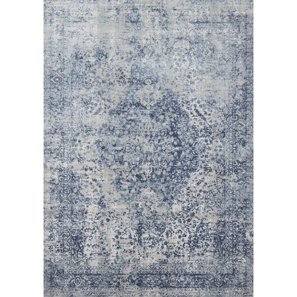 Ophelia Amp Co Jent Blue Stone Area Rug Amp Reviews Wayfair