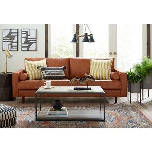 Laguna Hills Leather Sofa