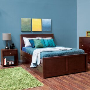 Peyton Twin Platform Bed with Trundle