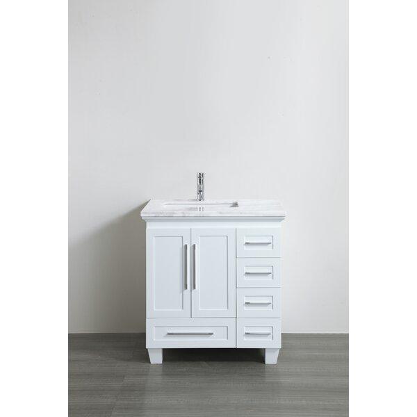 Highland Dunes Kempst 31 Single Bathroom Vanity Set Reviews Wayfair