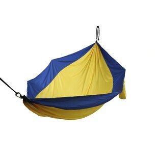 Mind Reader Nylon Camping Hammock