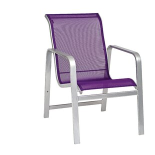 Landings Sling Stacking Patio Dining Chair
