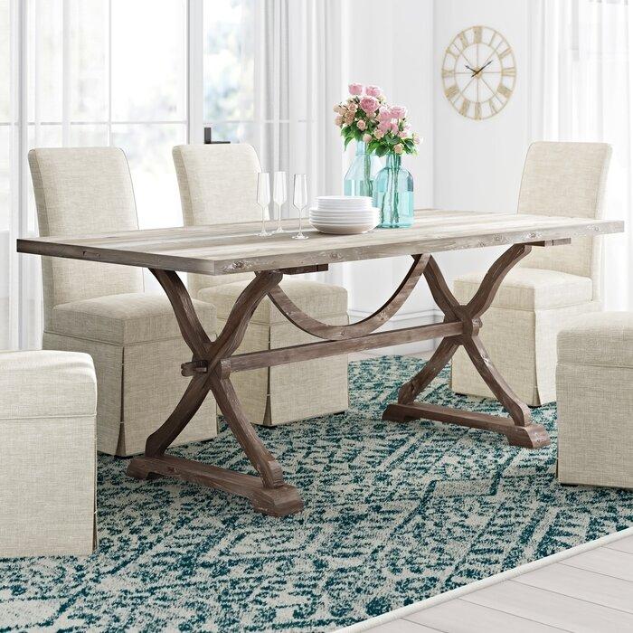 Pomerleau Solid Wood Dining Table