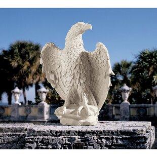 Design Toscano 2 Piece America's Eagle Statue (Set of 2)