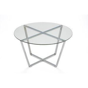 Rodas Glass Coffee Table by Varick Gallery