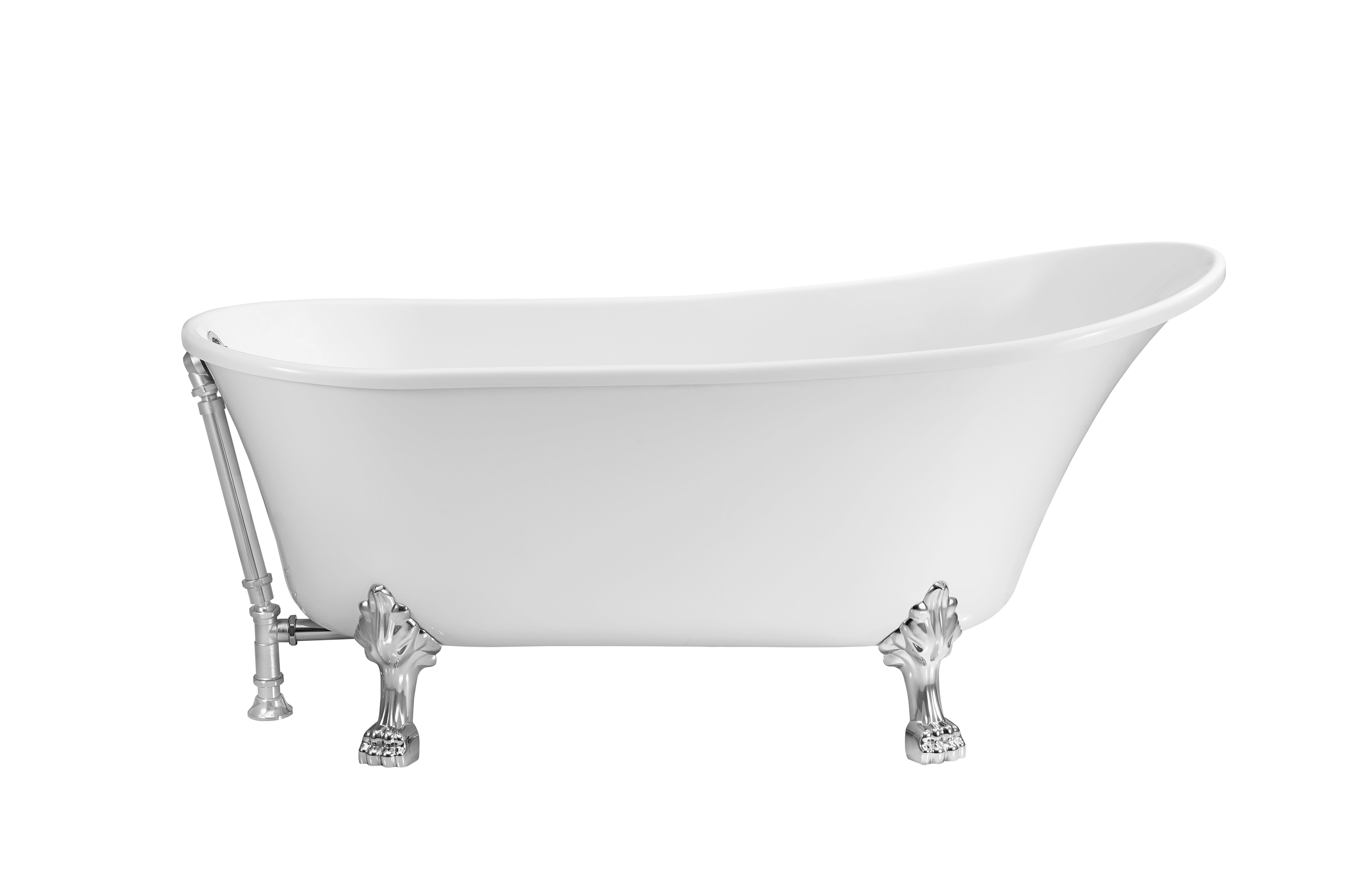 scarlett bathtubs bathtub castellousa x home freestanding soaking wyndham reviews pdx wayfair improvement