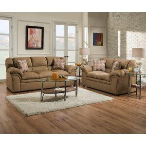Elza Configurable Living Room Set
