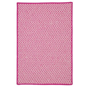 Greenbrier Valley Pink Indoor/Outdoor Area Rug