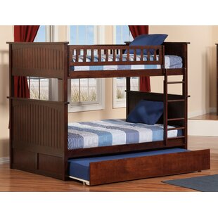 Lizzie Bunk Bed with Full Trundle by Viv  Rae