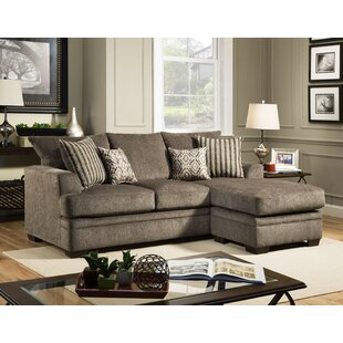 Chelsea Home Avery Reversible Sectional