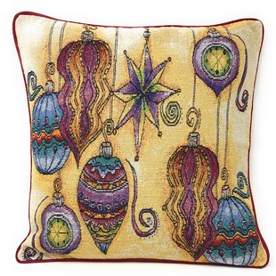 Roman Elegant Ornament Throw Pillow Cover (Set of 2)