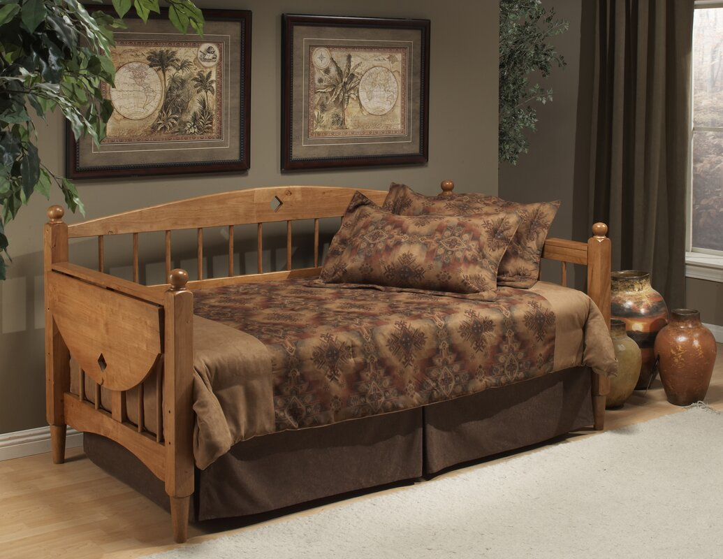cottage twin wood frame daybed - Wood Frame Daybed