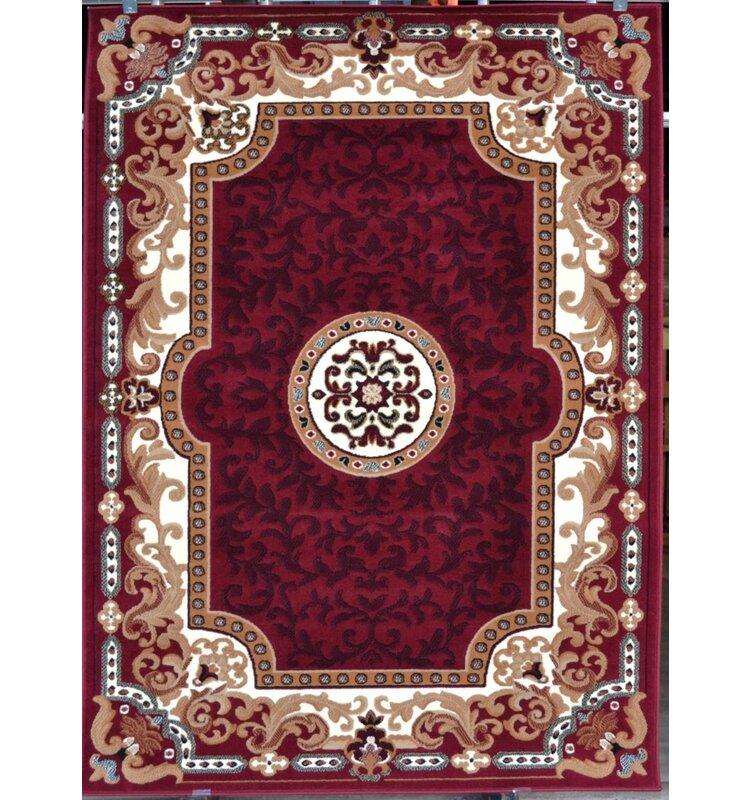 Persian Rugs Oriental Loom Red