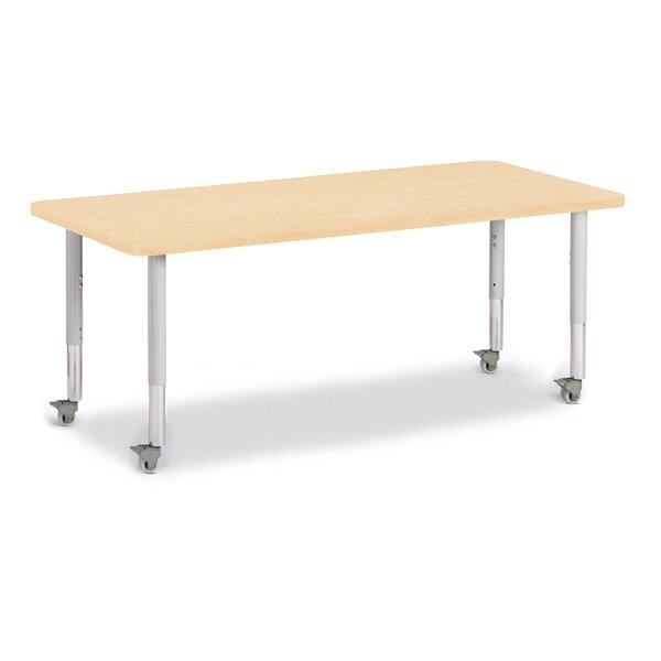 Jonti Craft Berries® Rectangular Activity Table U0026 Reviews | Wayfair